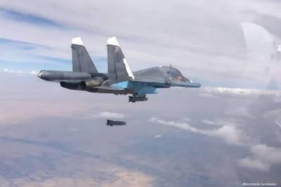 شام میں روس کے فضائی آپریشن میں داعش کے 200 عسکریت پسند ہلاک