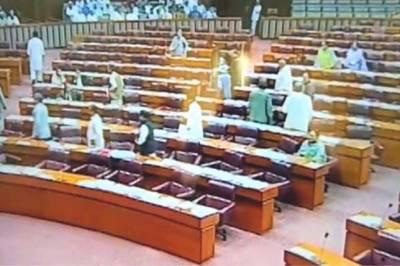 قومی اسمبلی میں انتخابات بل 2017اتفاق رائے سے منظور کرلیا گیا