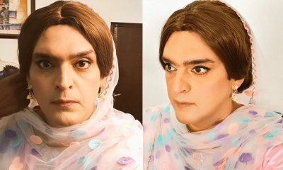 فخر عالم ''جے آئی ٹی'' میں امی بن گئے