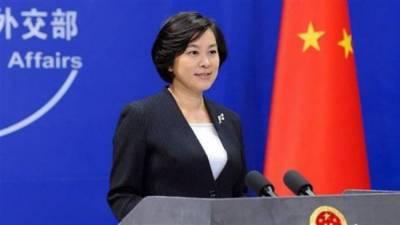 مذاکرات سے قبل بھارت اپنی فوج ڈوکلام سے نکالے،ترجمان چینی وزارت خارجہ
