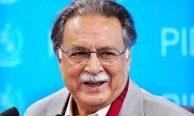 نیوز لیکس کی رپورٹ آنے سے پہلے مجھے نوکری سے فارغ کر دیا گیا تھا: پرویز رشید