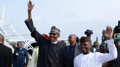 چوہوں نے نائجیریا کے صدر کو گھر سے کام کرنے پر مجبور کر دیا