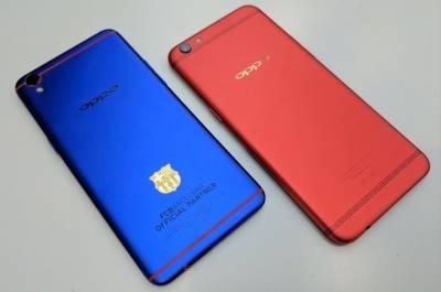 اوپو نے پاکستان میں اپنے جدید سمارٹ فون F3کا ایف سی بارسلونا لمیٹڈ ایڈیشن متعارف کرانے کا اعلان کر دیا