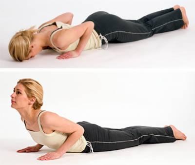 کمر پتلی کرنے کی ورزش