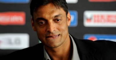 تمام کھلاڑیوں کا شکریہ ادا کرنا چاہتا ہوں جو پاکستان کا دورہ کر رہے ہیں ، شعیب اختر