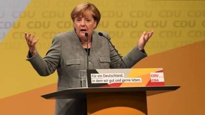 جرمن چانسلر کی امریکی صدر پر شدید تنقید، تنہائی پسندی کا الزام لگایا دیا