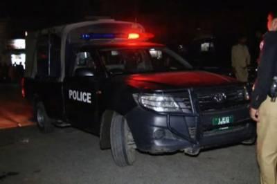 لاہور: مبینہ پولیس مقابلے میں چار ڈاکو ہلاک، دو فرار