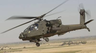 یمن کے ساحل کے نزدیک امریکی فوجی ہیلی کاپٹر گر کر تباہ