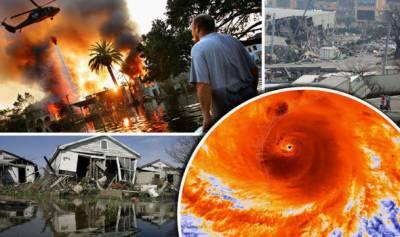 امریکا خوفناک سمندری طوفان کی زد میں، ہزاروں لوگ نقل مکانی پر مجبور ہوگے