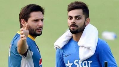 ورلڈ الیون میں بھارتی کھلاڑیوں کی عدم شمولیت پر شاہد آفریدی کا بیان سامنے آگیا