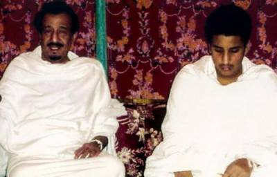 شاہ سلمان بن عبد العزیز اور ان کے نائب شہزادہ محمد بن سلمان کی 19سال پرانی تصاویروائرل