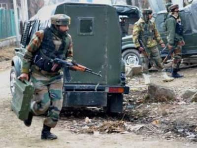 مقبوضہ کشمیر میں پولیس کیمپ پر حملہ، تین اہلکار ہلاک