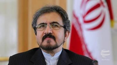 امریکی صدر ٹرمپ کا بیان، ایران بھی پاکستان کی حمایت میں کھڑا ہو گیا