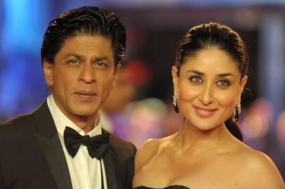 کرینہ کپورنے شاہ رخ خان کی بے عزتی کر ڈالی