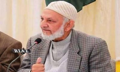عالمی دہشت گردی کا ذمہ دار ا مریکہ افغانستان میں بُری طرح پھنس چکا ہے ،اعجاز احمد ہاشمی