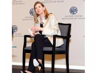 امریکی نائب وزیر خارجہ ایلس ویلز کل کی بجائے اگلے ہفتے پاکستان کا دورہ کریں گی ،ترجمان امریکی سفارت خا نہ