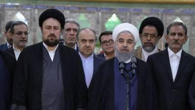 ہمیں اغیار کی دھمکیوں اور سازشوں کا کوئی خوف نہیں: ایران