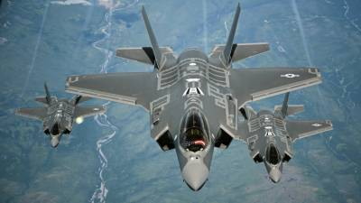 اسرائیلی نے امریکہ سے جدید ترین ایف 35' جنگی طیارے خریدنے کی منظوری دیدی