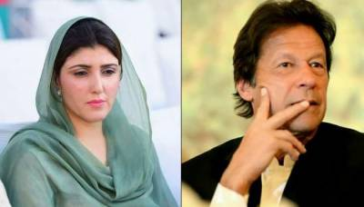 عمران خان نے عائشہ گلالئی کو پارٹی کا منحرف رکن قرار دیدیا