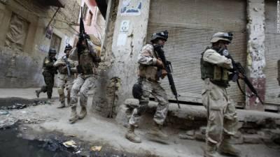 عراقی فوج کی داعش کی آخری پناہ گاہ کی طرف پیش قدمی'گھمسان کی لڑائی