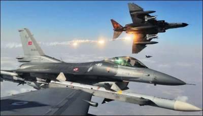امریکا کا ترکی کو پاکستانی پائلٹس کی خدمات لینے سے انکار