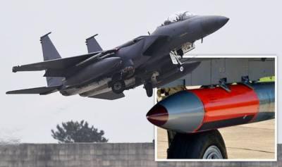 امریکا نے نیو کلیئر بم کی نئی اقسام کا تجربہ کر لیا