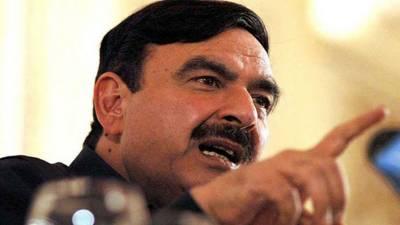 پاکستان میں دنیا کے سب سے بڑے دہشتگرد پکڑے اور مارے گئے ،شیخ رشید