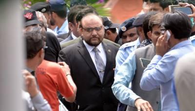 پاناما ریفرنسز کی تیاری، واجد ضیاء نے نیب لاہور کو اپنا بیان ریکارڈ کرا دیا