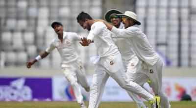 بنگلہ دیش نے آسٹریلیا کو شکست دیکر تاریخ رقم کر دی