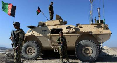 افغانستان کے صوبے ننگر ہار میں داعش کے 14 ارکان ہلاک