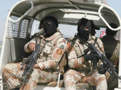 پنجاب رینجرز،پولیس اورحساس اداروں کی کارروائی ، 39مشتبہ افرادگرفتار