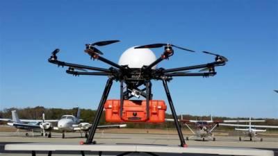 دنیا کی پہلی میڈیکل ڈرون سروس کا آغاز