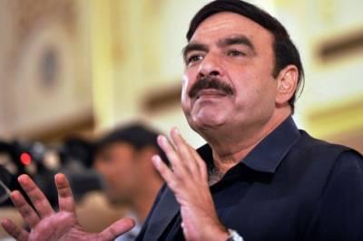 شیخ رشید نے وزیراعظم کیخلاف ریفرنس دائر کر دیا