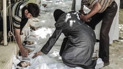 شامی فوج اور داعش میں جھڑپوں کے دوران 64دہشت گرد ہلاک