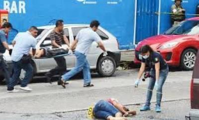 میکسکو میں پرتشدد واقعات جاری, 7 افراد کو قتل کر دیا گیا