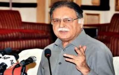 میں نے وزارت داخلہ کے بارے میں بات کی چودھری نثار کیخلاف کوئی بیان نہیں دیا، پرویز رشید