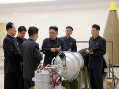 شمالی کوریا کے بڑے ایٹمی تجربے سے6.3 کا زلزلہ