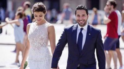 لبنان کے میڈیا پَرسن نے شادی کی تقریب میں اپنی دلہن کو رلا ڈالا