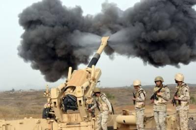 یمنی فوج کا سعودی ٹھکانے تباہ اور فوجی ہلاک کرنے کا دعویٰ