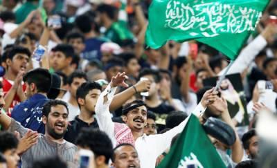 سعودی عرب نے 2018فٹ بال ورلڈ کپ کے لیے کوالیفائی کر لیا