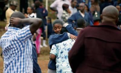 کینیا میں لڑکیوں کے سکول میں آتشزدگی سے 9 طالبات ہلاک، 10 زخمی ہو گئیں