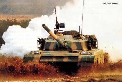 پاکستان کے جدید ترین ٹینک الخالد نے کئی ممالک کے ٹینکوں کو پیچھے چھوڑ دیا