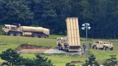 جنوبی کوریا نے امریکی میزائل شکن نظام نصب کر دیا، چین کی مذمت