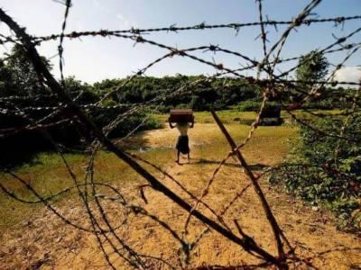 میانمار کا بنگلہ دیش سے ملحق سرحد پر بارودی سرنگیں بچھا نے کا فیصلہ