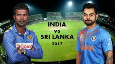 دھوکہ دہی کی وجہ سے بھارت نے سری لنکا کو ٹی 20 میچ میں شکست دی