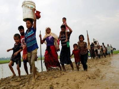 روہنگیا مسلمانوں کے حق میں ریلی پر اسلام آباد پولیس کا لاٹھی چارج