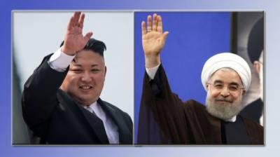 ایران اور شمالی کوریا ایک ہی راہ پر،ایران نے شمالی کوریا کا بھرپوردفاع کردیا