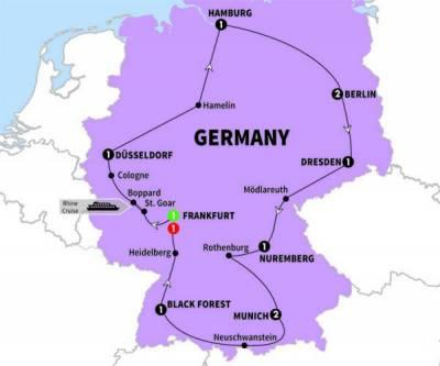 جرمنی کا کرنٹ اکاؤنٹ سرپلس رواں سال بھی دنیا میں سب سے زیادہ 285 بلین ڈالر