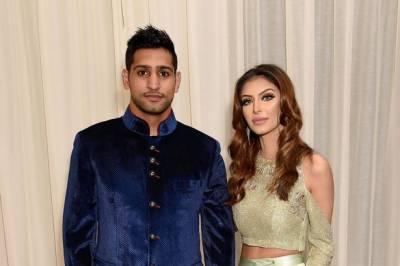 میں اور فریال اب میاں بیوی نہیں رہے، عامر خان