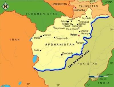 افغانستان کی امداد ڈیورنڈ لائن سے مشروط کرنے کا مطالبہ
